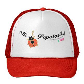 Ms. Popularity Mesh Hats