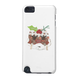 Ms Pudding 5th Generation I-Pod Touch Case