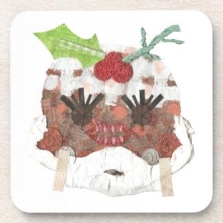 Ms Pudding Cork Coasters