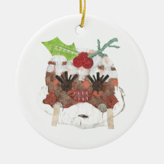 Ms Pudding Ornament
