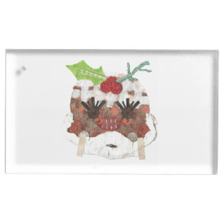 Ms Pudding Table Card Holder