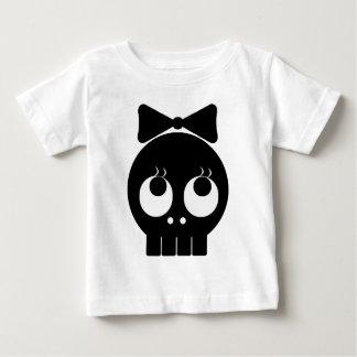 Ms.SKULL Baby T-Shirt