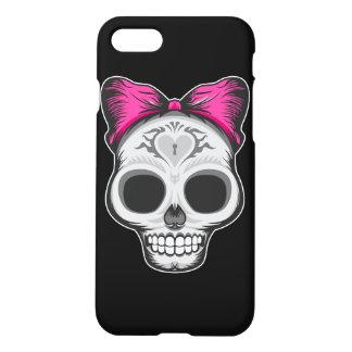Ms. Sugar Skull iPhone 8/7 Case