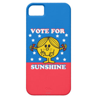 Ms. Sunshine Election - Vote For Sunshine Barely There iPhone 5 Case