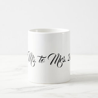 Ms. to Mrs. Cup