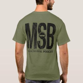 MSB Full Back T-Shirt