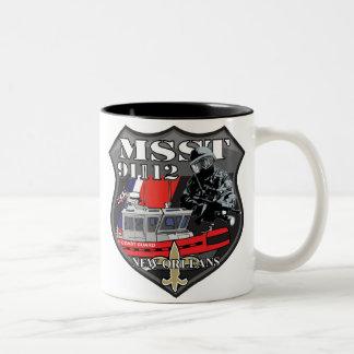MSST NOLA Diver Mug