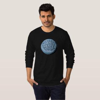 MST3K Moon Long Sleeve T-Shirt (Black)