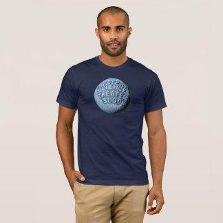 MST3K Moon T-Shirt (Navy Blue)