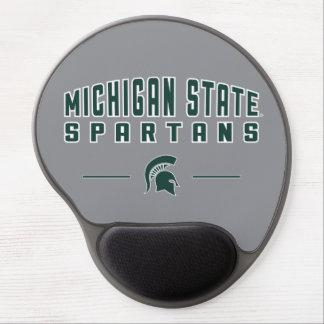 MSU Pennant | Michigan State University 4 Gel Mouse Pad