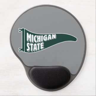 MSU Spartans | Michigan State University 4 Gel Mouse Pad