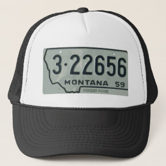 MT59 TRUCKER HAT
