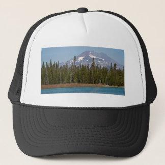 Mt Bachelor Oregon from Little Lava Lake Trucker Hat