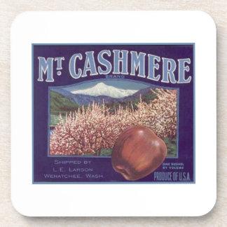 Mt. Cashmere Apples Beverage Coasters