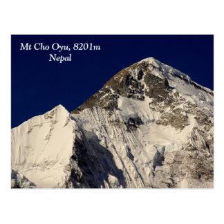 Mt Cho Oyu Postcard