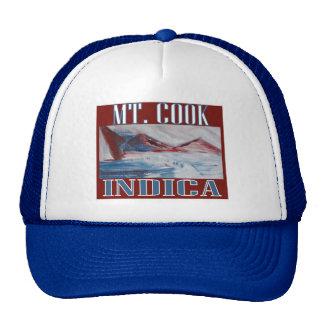 MT COOK INDICA CAP