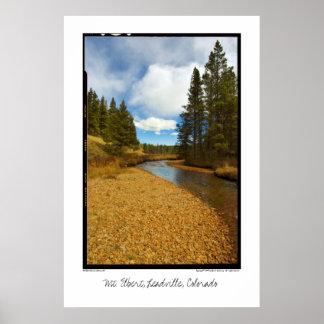 Mt. Elbert, Leadville, Colorado Poster