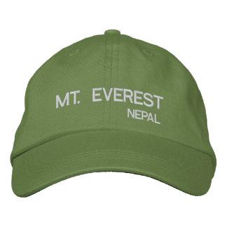 Mt. Everst* Adjustable Hat