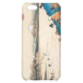 Mt Fuji Fuji-san Japan Circa 1800 s iPhone 5C Cases