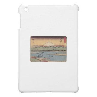 Mt. Fuji in Japan circa 1800s iPad Mini Cover