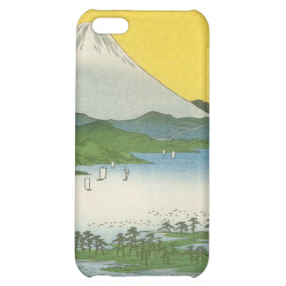 Mt. Fuji in Japan circa 1800's Cover For iPhone 5C
