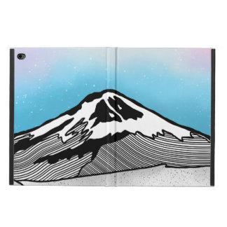 Mt Fuji Japan Landscape illustration Powis iPad Air 2 Case