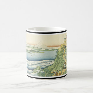 Mt. Fuji Japanese Art cup