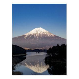 Mt Fuji Postcard