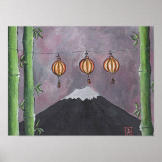 Mt. Fuji Print