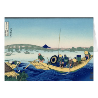 Mt. Fuji view 12 Card