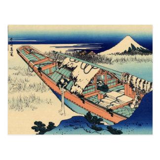 Mt. Fuji view 36 Postcard
