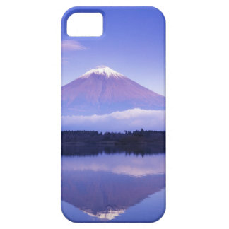 Mt. Fuji with Lenticular Cloud, Motosu Lake, Case For The iPhone 5