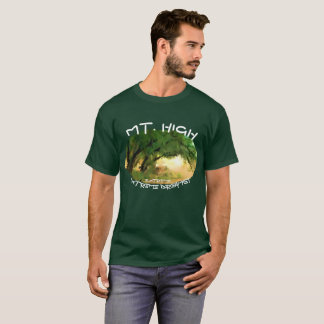 Mt. High Extreme Extreme Dream Green Shirt