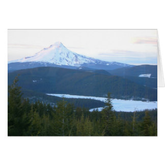 Mt. Hood Card