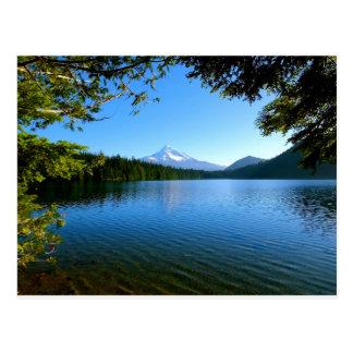 Mt Hood & Lost Lake Postcard