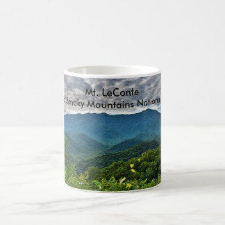 Mt. LeConte, Great Smoky Mountains Mug Coffee Mug