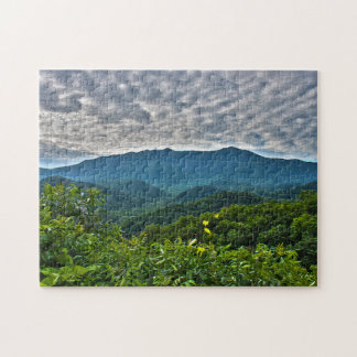 Mt. LeConte, Great Smoky Mountains Photo Puzzle