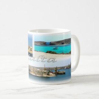 MT Malta - Valletta Skyline - Coffee Mug