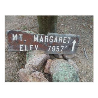 MT. Margaret Postcard