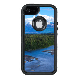 Mt. McKinley Alaska OtterBox Defender iPhone Case