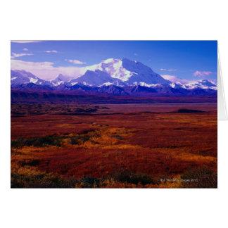 Mt. McKinley Card