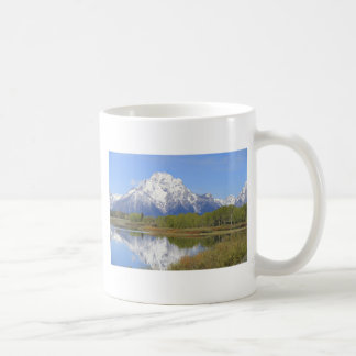 Mt. Moran Grand Teton National Park Coffee Mug