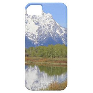 Mt. Moran Grand Teton National Park iPhone 5 Cases