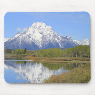 Mt. Moran Grand Teton National Park Mouse Pad