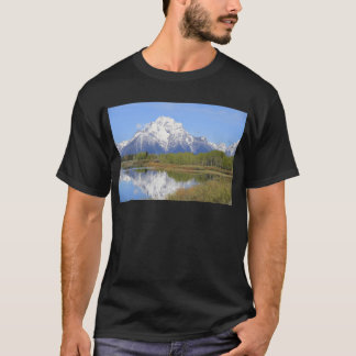 Mt. Moran Grand Teton National Park T-Shirt