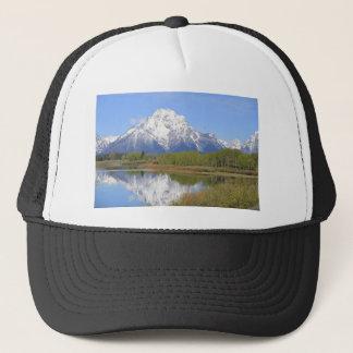 Mt. Moran Grand Teton National Park Trucker Hat