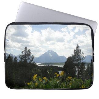 Mt. Moran Laptop Sleeve
