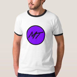 MT Official Logo Men's Ringer Shirt