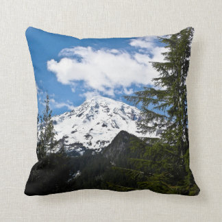 Mt Rainier Cushion