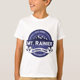 Mt. Rainier Midnight T-Shirt